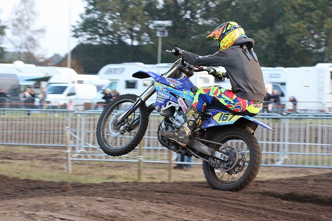 Eurol grand MX weekend seizoensafsluiter voor Mike Bolink