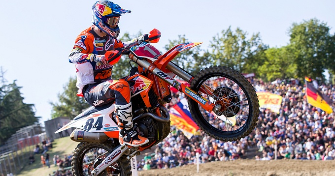 Herlings mist GP in Faenza na val