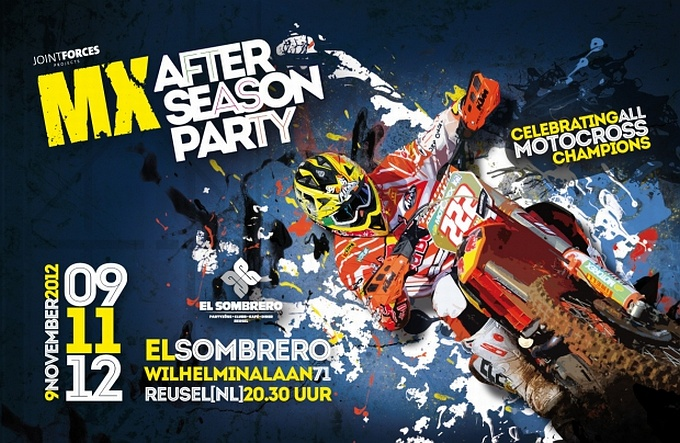 MX After Season Party 2012
